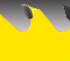 ボードデンマル強化・硬質石こうボード用のチップソー刃先
