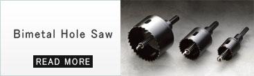bimetal hole saw