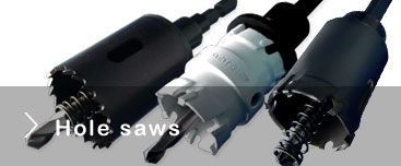 hole saws list