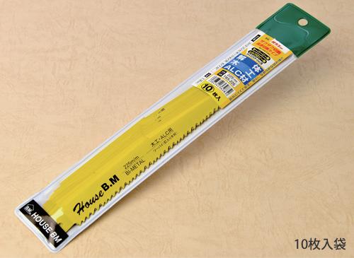 TBS(イエロー) セーバーソー・レシプロソー替刃のパッケージ1